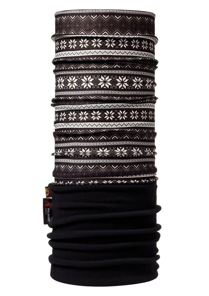 Multifunctionele sjaal BUFF »Polar Buff®« Snowflakes