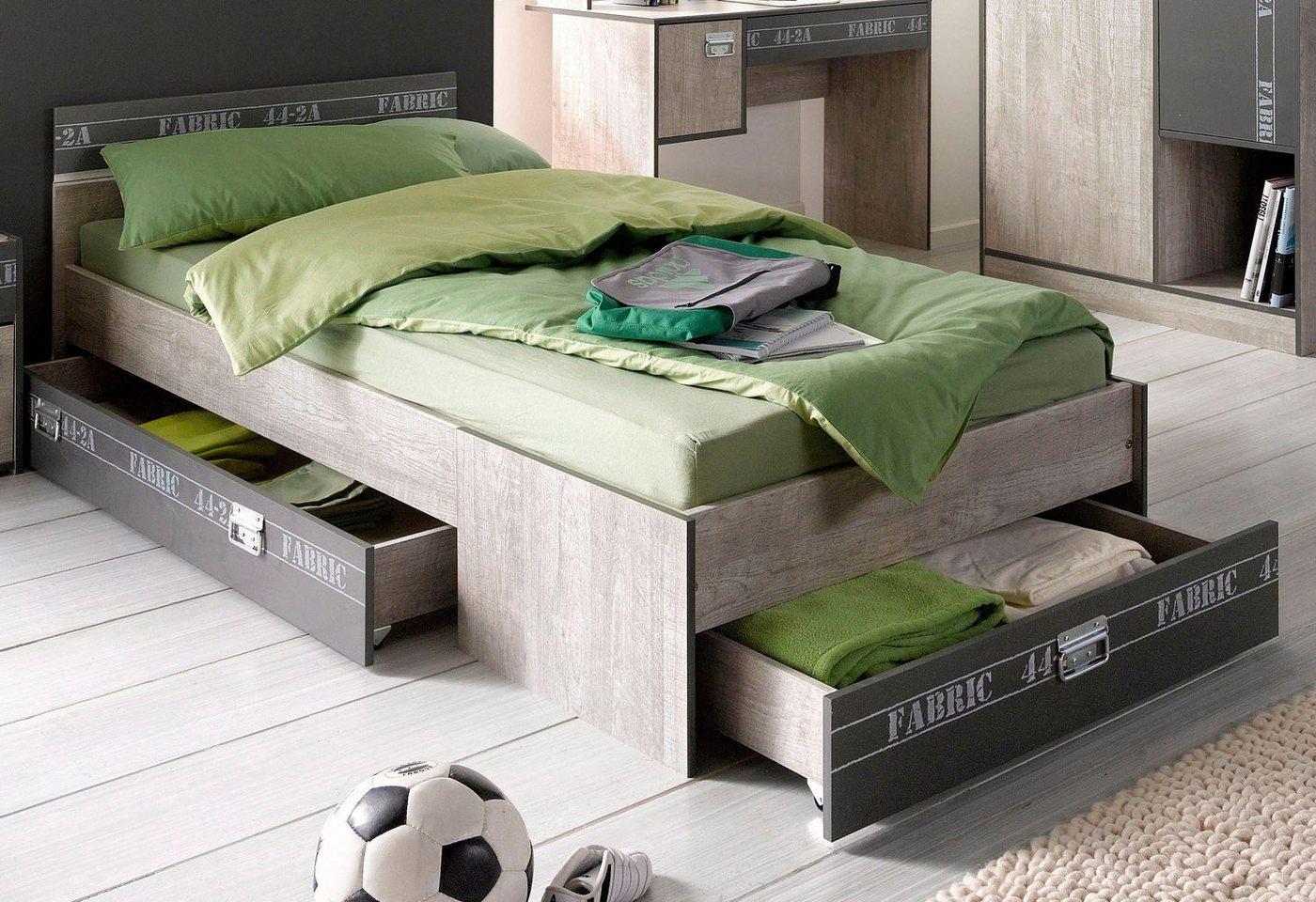 Parisot bed Fabric, incl. laden