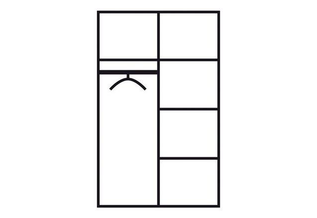 PARISOT Tienerkamer Fabric 4-delig makkelijk gevonden | OTTO