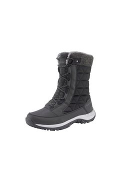 hi-tec outdoor winterlaarzen »aurora waterproof« zwart