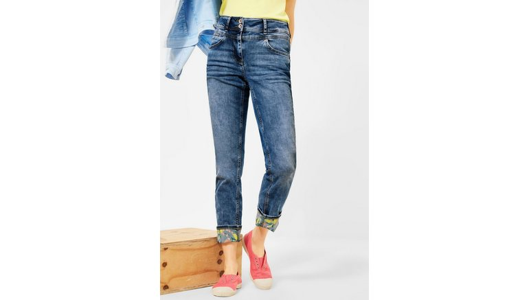 Cecil 7/8 jeans 4-pocketsstijl