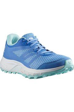 salomon runningschoenen »trailster 2 w« blauw