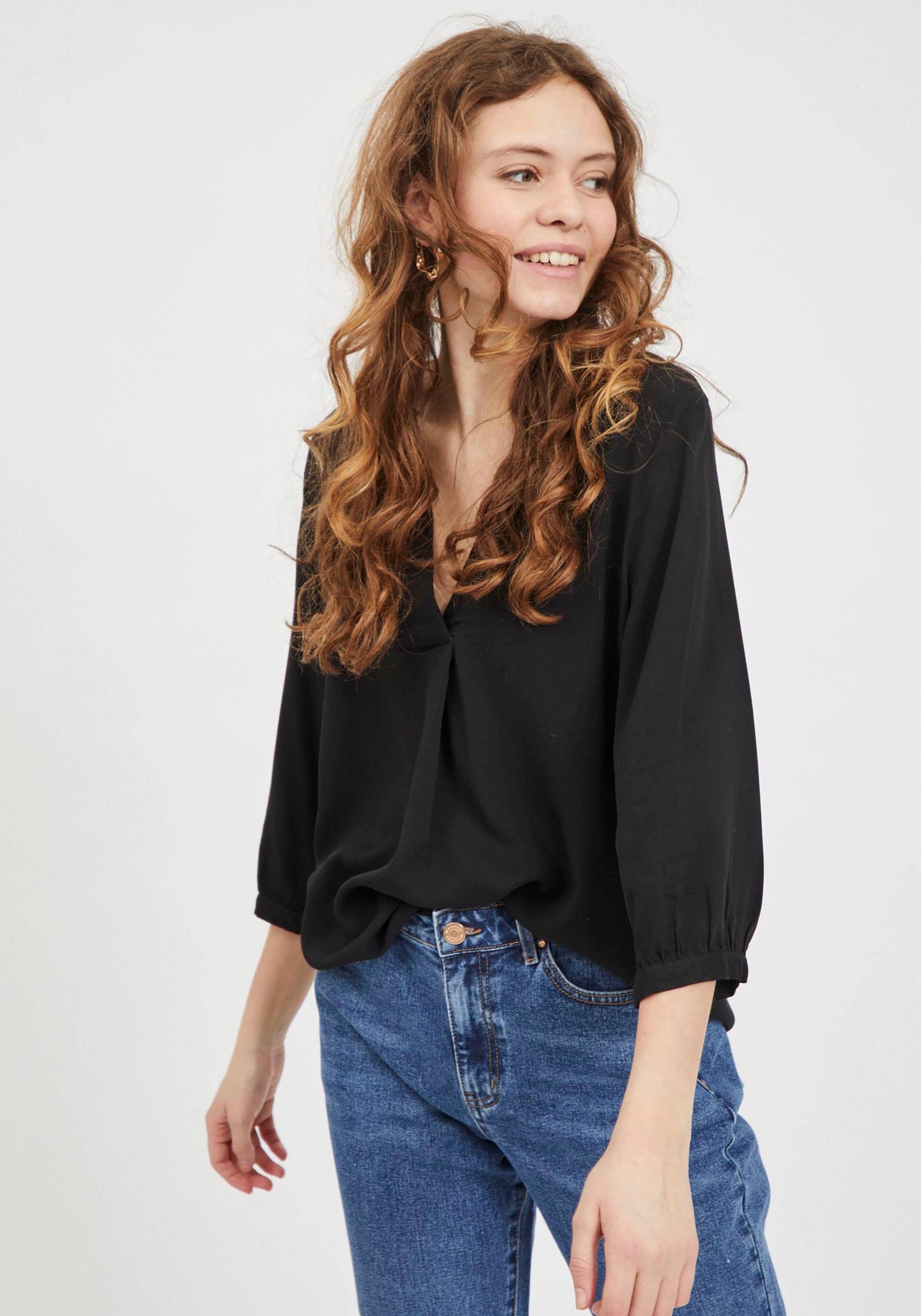Vila blouse zonder sluiting VIDANIA 3/4 voordelig en veilig online kopen