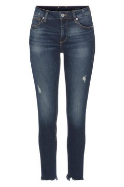 q-s designed by ankle jeans sadie blauw