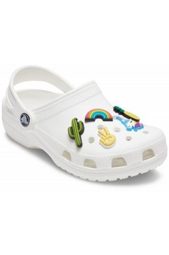 crocs schoenbutton (set, 5-delig) wit