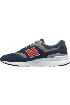 new balance sneakers cm 997 blauw