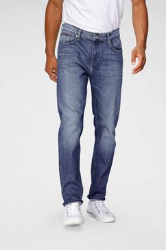 tommy jeans straight jeans original boot ryan blauw