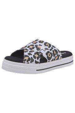 converse sandalen »one star sandal« zwart