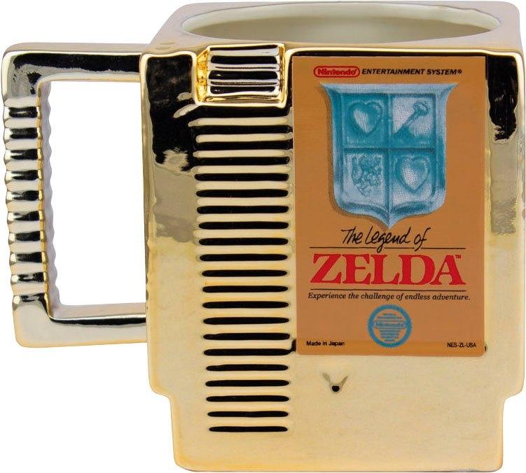 Paladone »The Legend of Zelda goldener Modul Becher« Mok voordelig en veilig online kopen