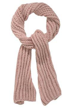 j jayz gebreide sjaal roze