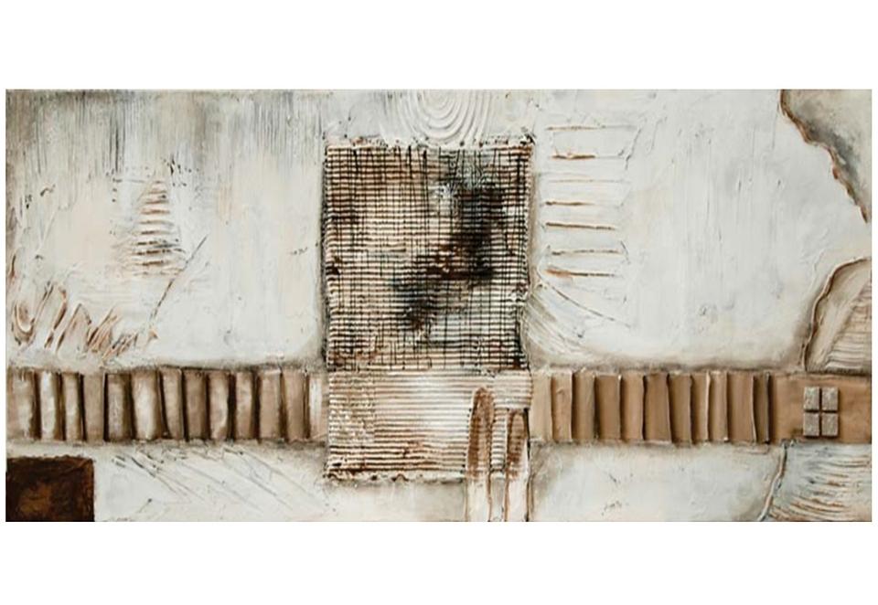 Schilderij op linnen 39 exceptionally 39 afm 100x50 cm snel for Kuchenbilder auf leinwand