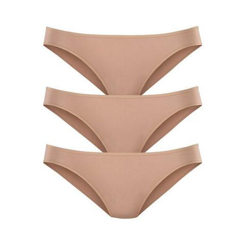 Bikinislip, set van 3, LASCANA