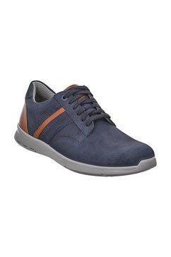 jomos sneakers rogato met uitneembare inlay blauw