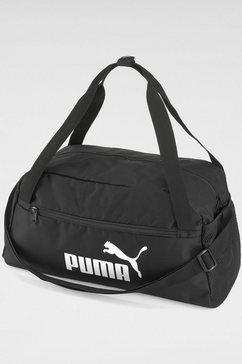 puma sporttas »phase sports bag« zwart