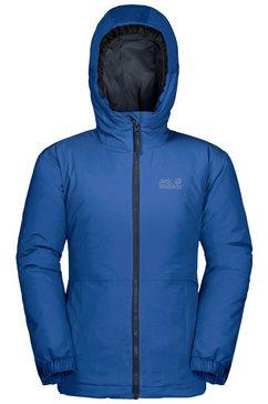 jack wolfskin winterjack »argon storm jacket kids« blauw