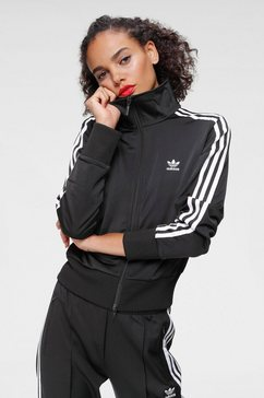 adidas originals trainingsjack »firebird tracktop« zwart