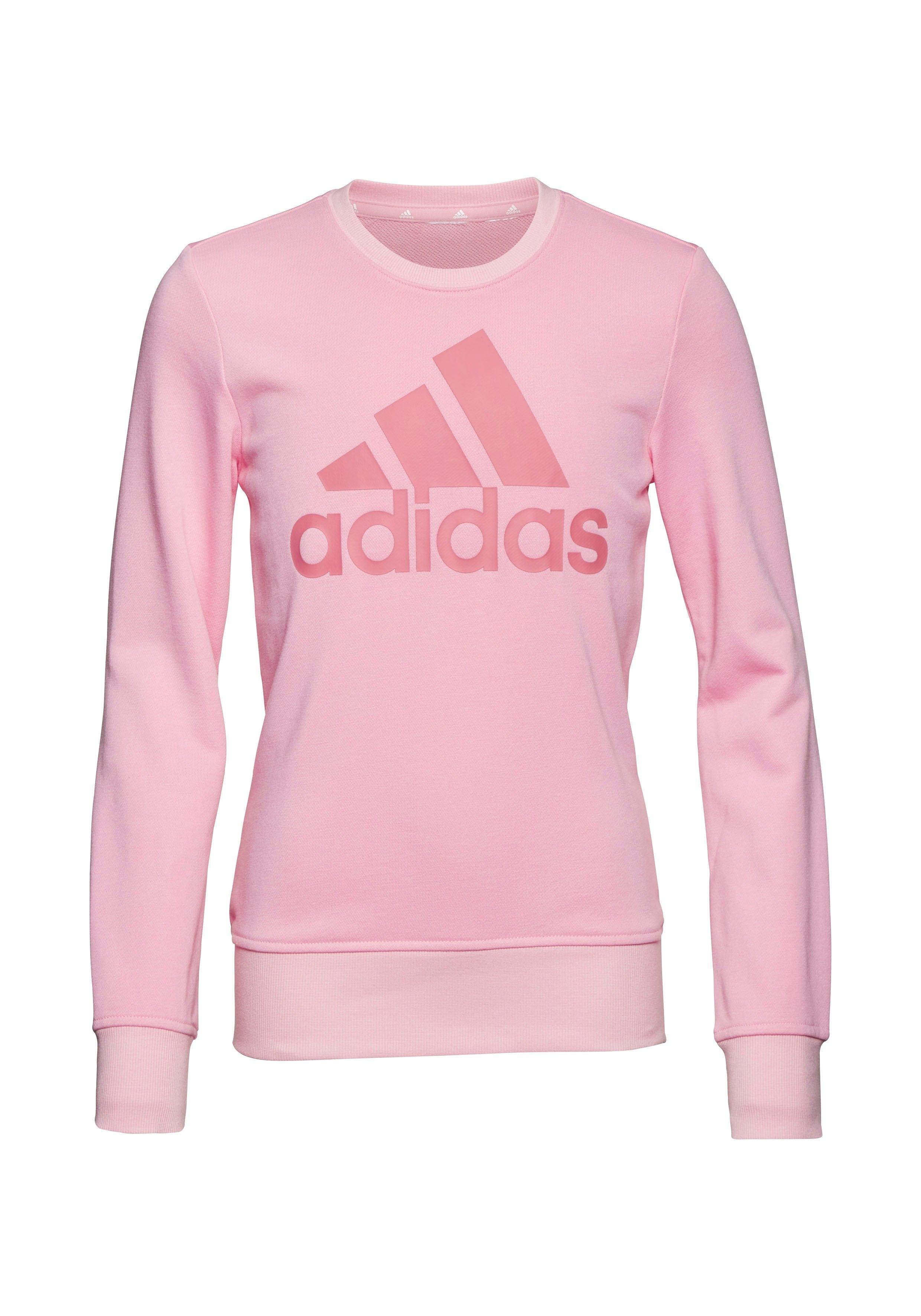 adidas Performance sweatshirt ADIDAS GIRLS ESSENTIALS BIG LOGO SWEATSHIRT voordelig en veilig online kopen