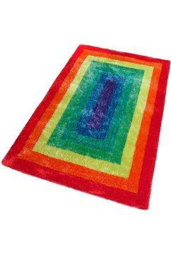 luettenhuett vloerkleed voor de kinderkamer »regenbogen« multicolor