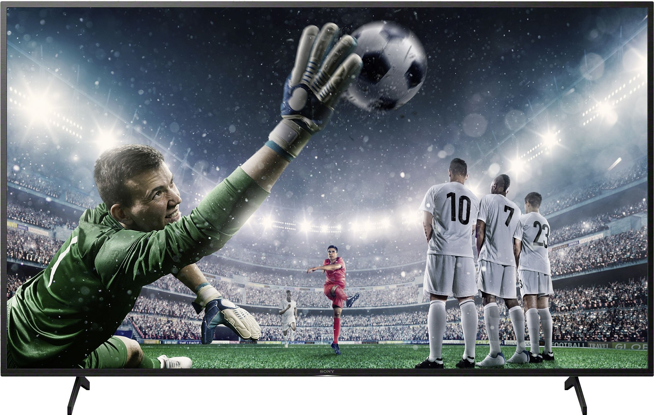 Sony LED-TV KD-85XH8096, 215 cm / 85