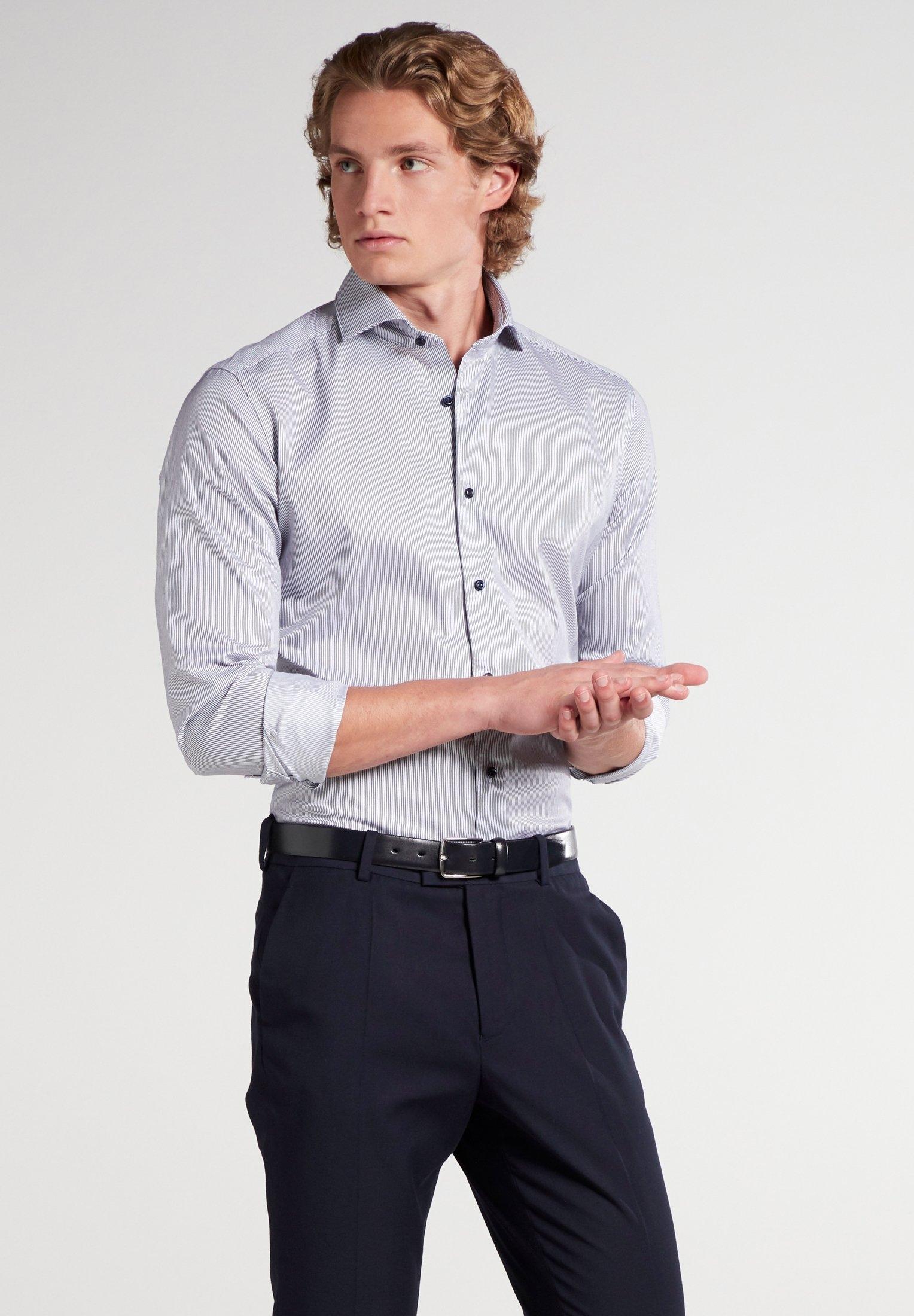 Eterna businessoverhemd Slim fit Lange mouwen veilig op otto.nl kopen