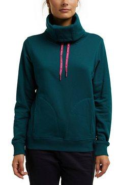 esprit sports sweatshirt groen