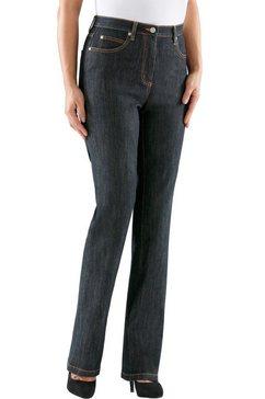 casual looks jeans in prettige stretchkwaliteit zwart