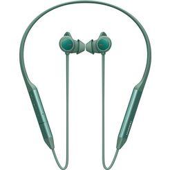 huawei in-ear-hoofdtelefoon freelace pro groen