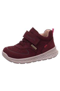 superfit sneakers breeze met extra elastiek rood