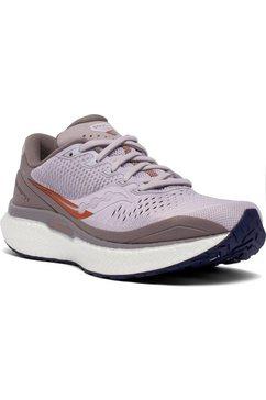 saucony runningschoenen »triumph 18« paars