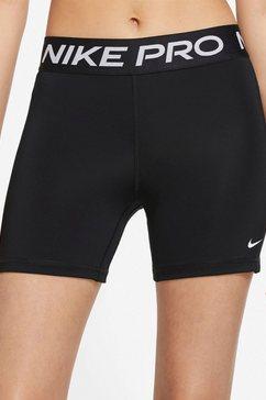"""nike trainingsshort nike pro women's 5"""" shorts zwart"""