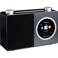 lenco internetradio »dir-70« (digitalradio (dab+),fm-tuner, 3 watt) zwart