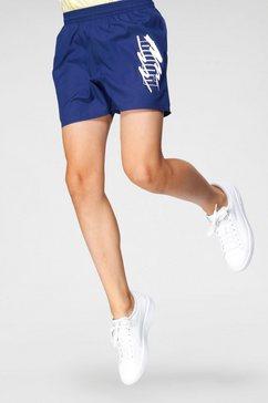 puma short blauw