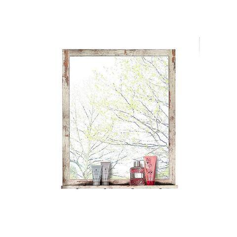 Spiegelpaneel Moncton antieke eikenhouten look, Giessbach