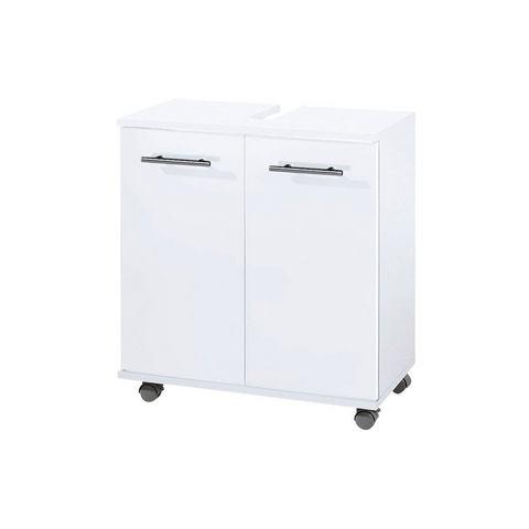 SCHILDMEYER kast Sellin witte badkamer wastafelonderkast 7