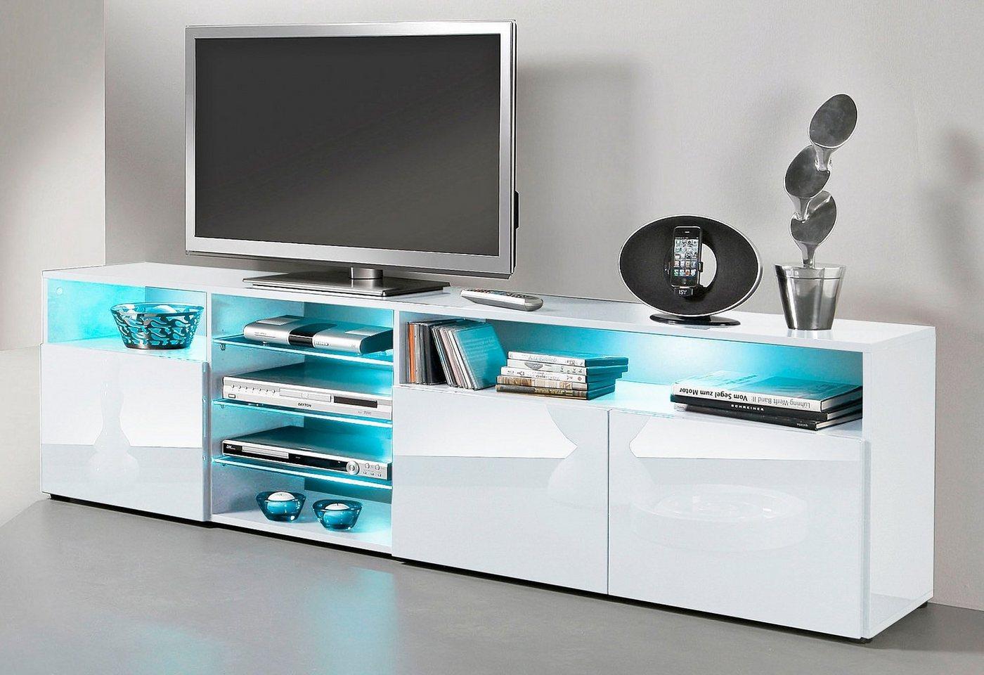 TV-meubel breedte 146 cm of 194 cm
