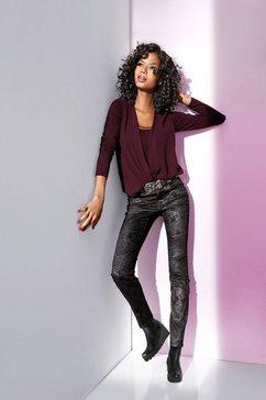 corrigerende jeans multicolor