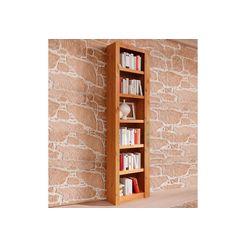 boekenkast, basiselement, breedte 47 cm beige