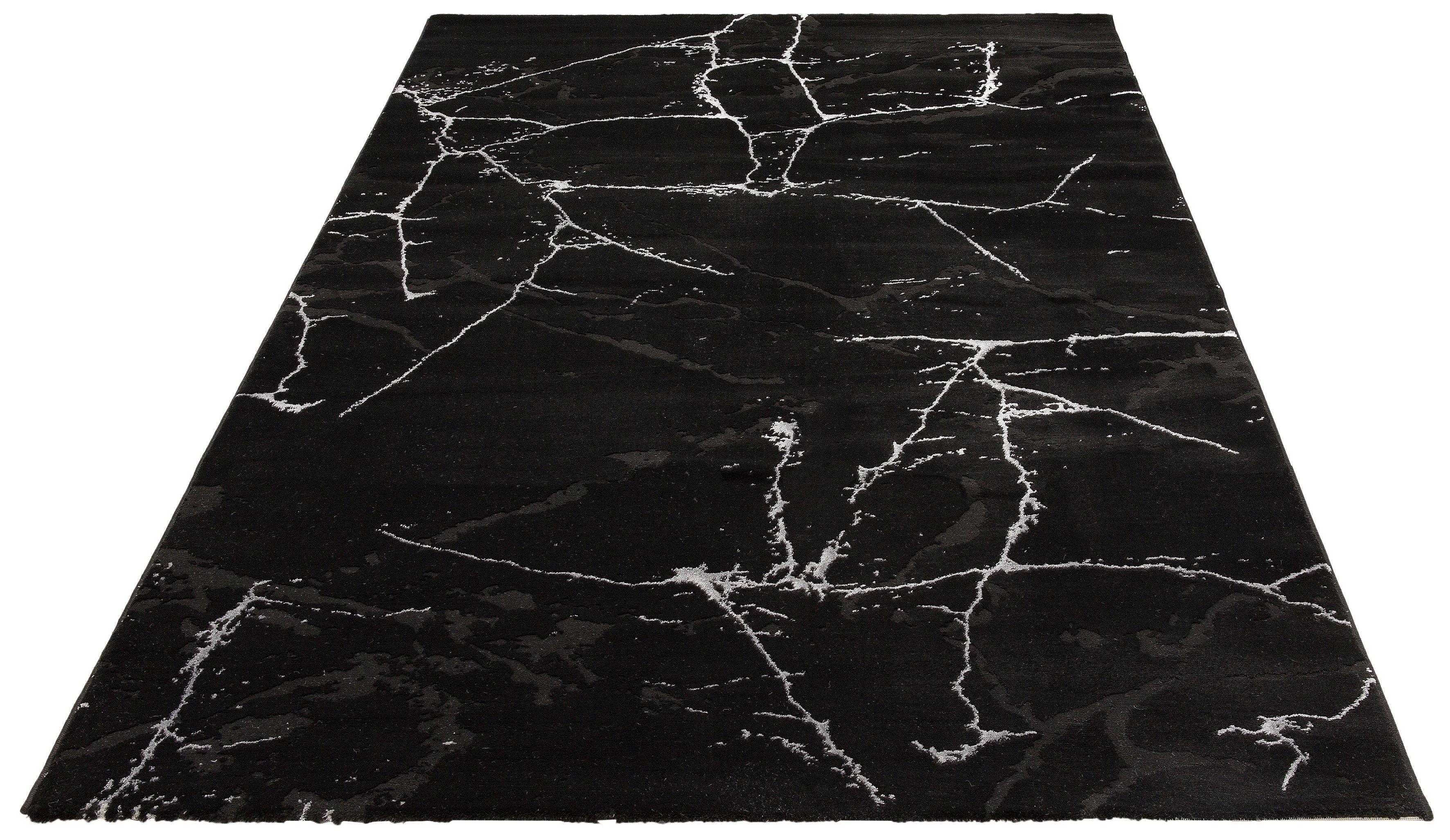 Leonique Vloerkleed, »Juliet«, rechthoekig, hoogte 12 mm, machinaal geweven nu online kopen bij OTTO