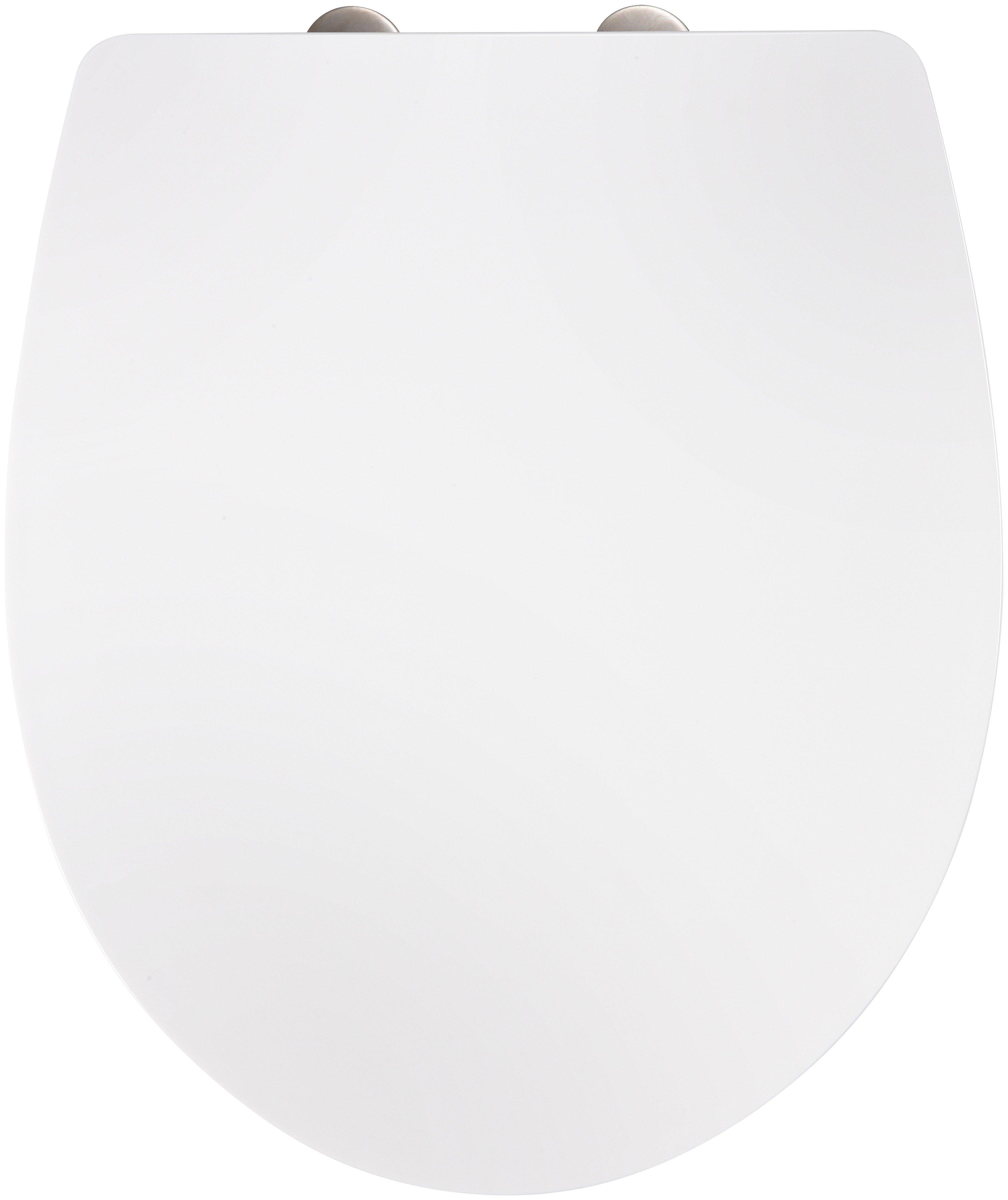 ADOB toiletzitting Imola wit Met soft-closemechanisme nu online kopen bij OTTO