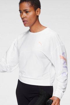 puma sweatshirt modern sports crew sweat wit