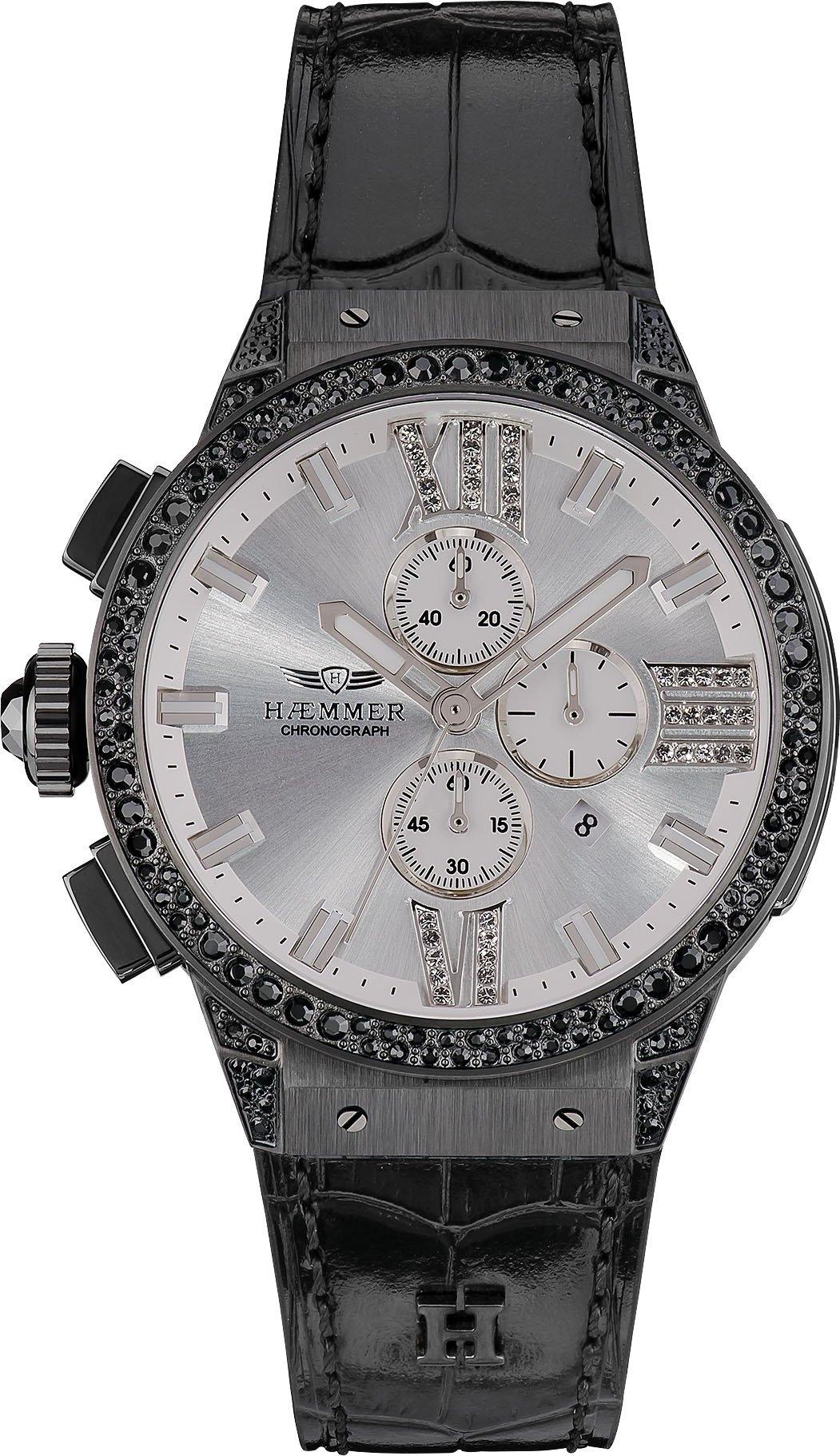 Op zoek naar een HAEMMER GERMANY chronograaf SILVERSTAR, E-002-Ss? Koop online bij OTTO
