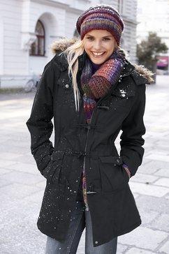 winterjack, cheer zwart