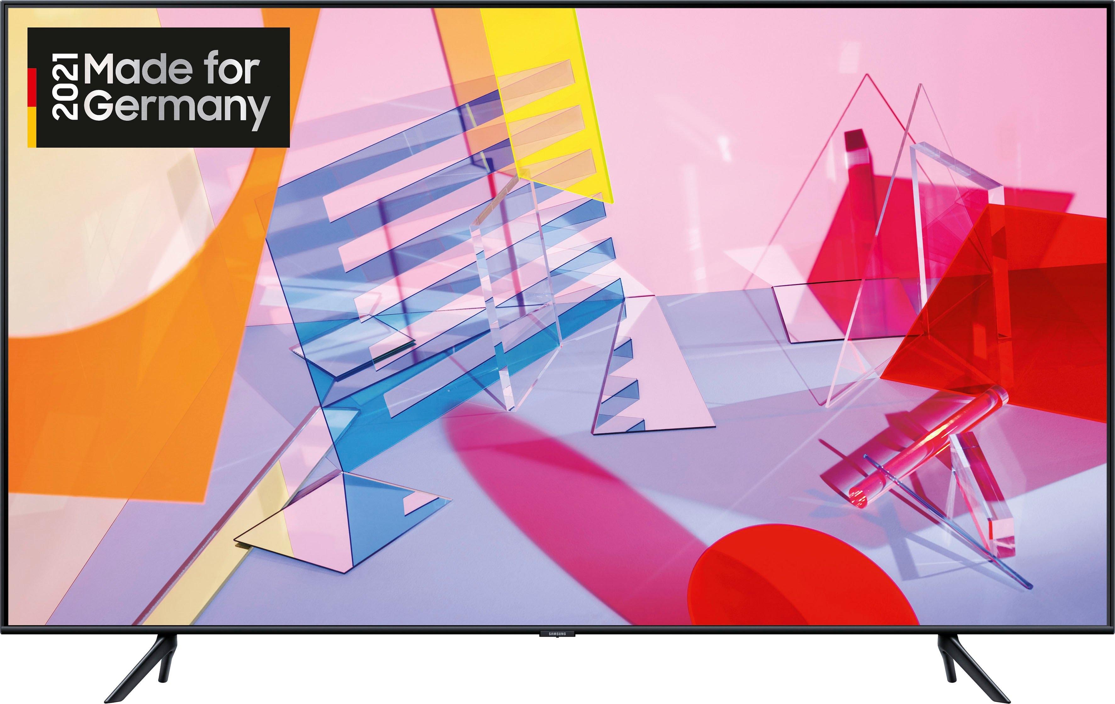 Samsung QLED-TV GQ55Q60TGU, 138 cm / 55