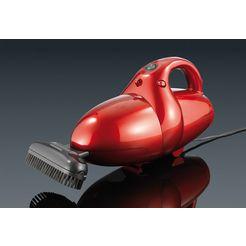 cleanmaxx 2-in-1 power plus kruimeldief rood