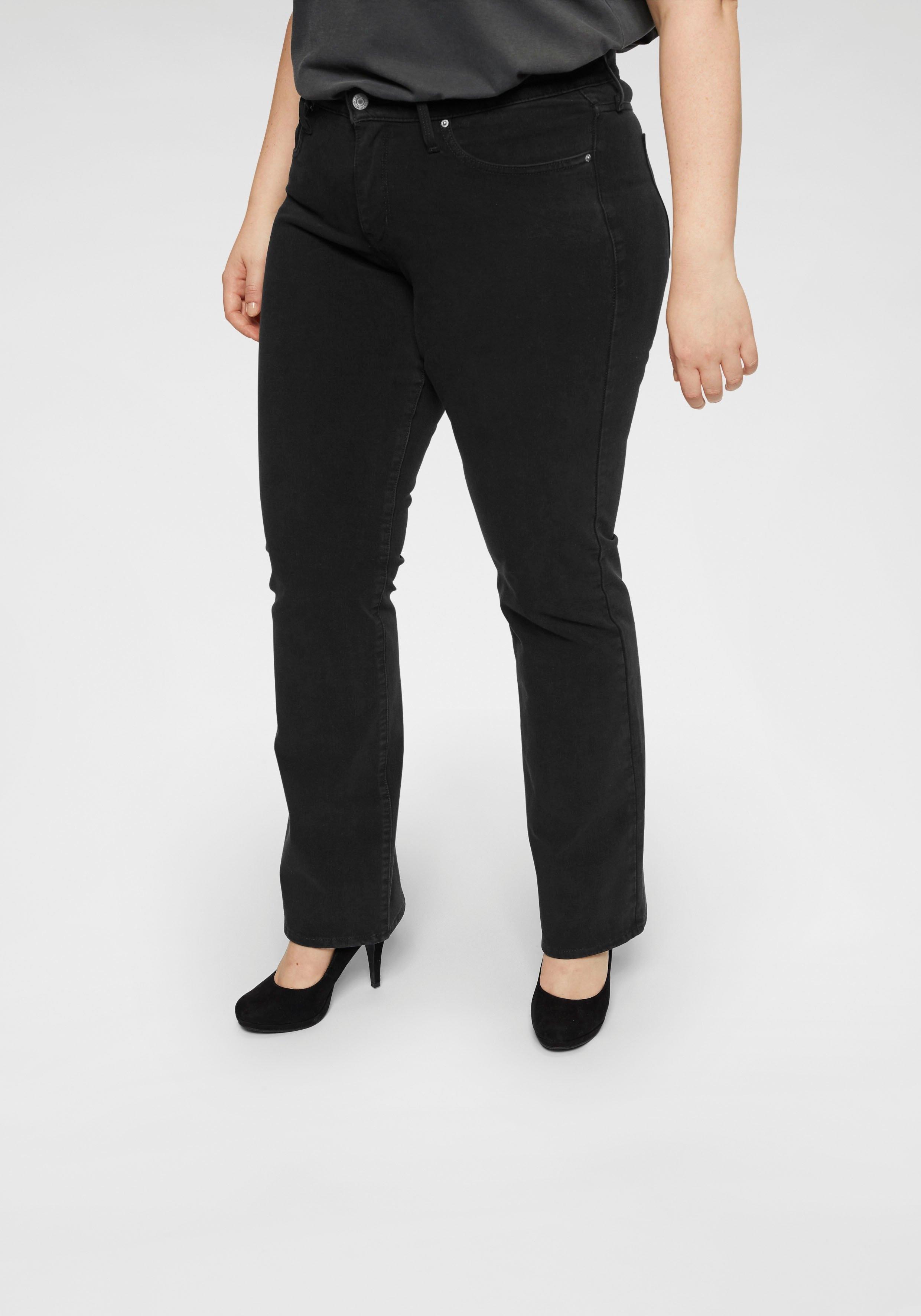 Levi's Plus Levi's® Plus bootcut jeans 725 High rise bestellen: 30 dagen bedenktijd