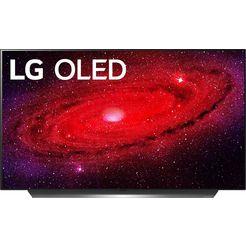lg »oled48cx9lb« oled-tv zwart