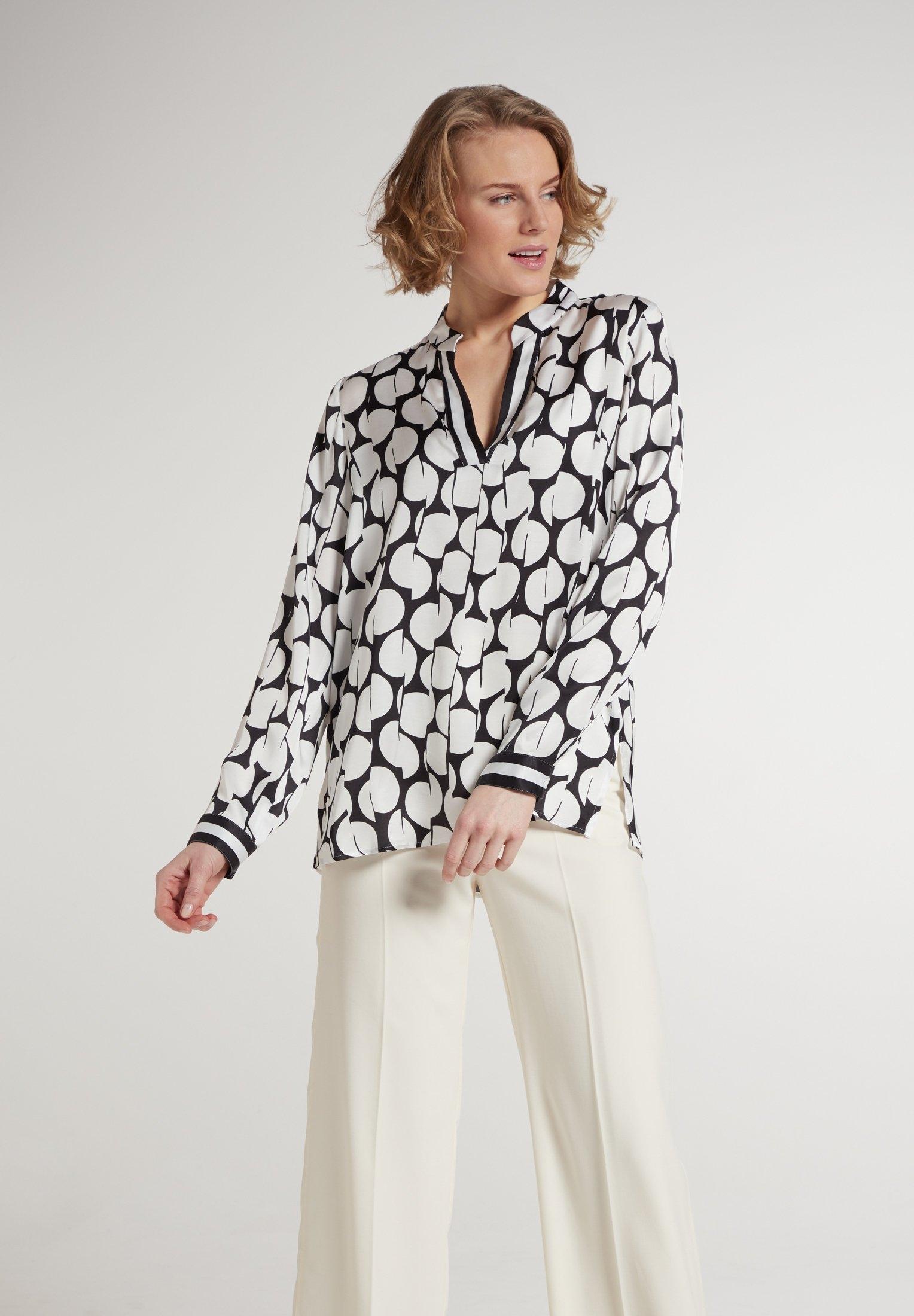 Eterna blouse zonder sluiting 1863 by ETERNA - PREMIUM Lange mouwen online kopen op otto.nl
