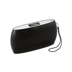 heine home cd-speler radio zwart