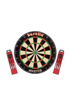 master-dartbord, karella multicolor