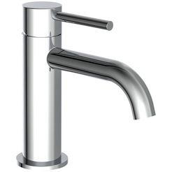 eyckhaus bath \ relaxing wastafelkraan tarzia zilver